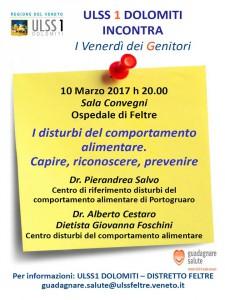 10 marzo feltre