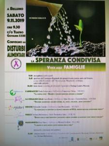 programma 9 novembre 2019